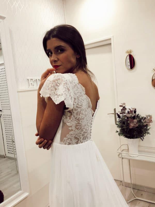 Donde comprar vestido boda civil madrid